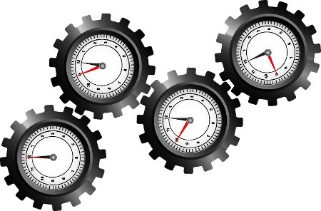 PreciseTime basic clocks