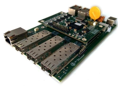 SMARToem Brick (LX45 FPGA)