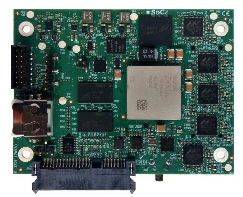 SMARTmpsoc_Module_top_view